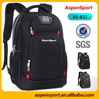 2015 New Arrival Laptop Backpack 1680D Water Resistant Laptop backpack