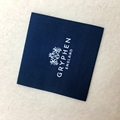 new woven label printed clothing label printed hem tags
