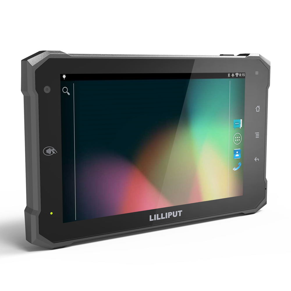 "Lilliput PC-7146 7"" Car Touch Screen Cheap Rugged HD Tablet PC with Android 6.0.1"