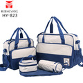 All in One Diaper Bags Mummy Baby Cot Bags for Mothers