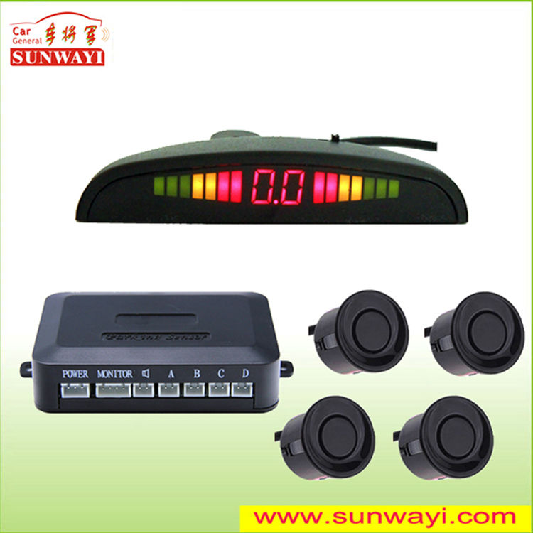 car distance sensor de estacionamento para reverter carro with sound switch