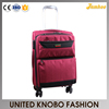 Polyester Travel Bag Spinner Trolley Bag
