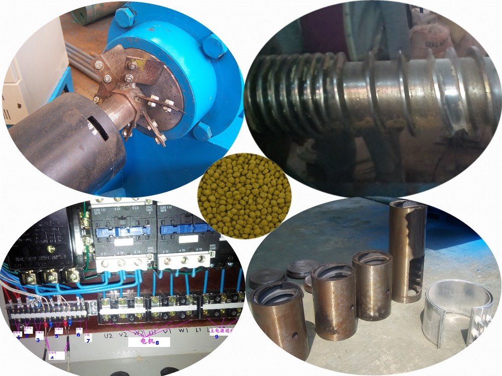 CE approval small animal fish feed pelletizer machine/floating fish feed pelletizer mill price