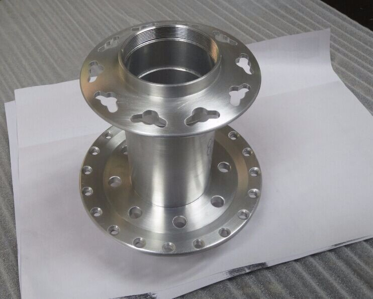 CNC Spacer Aluminum CNC Machining parts