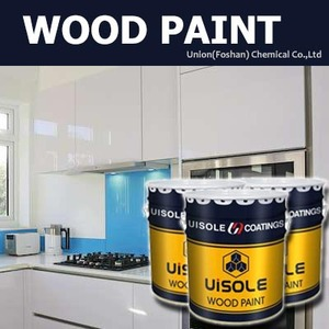 PU based oil wood varnish paint high glossy super wood coatings