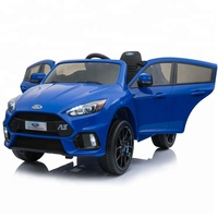 Ford Focus kids toy car children's ride on car with remote control