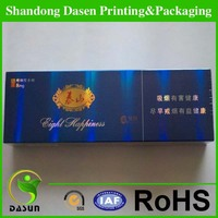 Money Saving Box For Kids Paper Cigarette Packs Cardboard