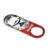 customized logo stainless steel beer bottle opener flat