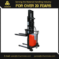1500kg Battery Power Stacker Forklift