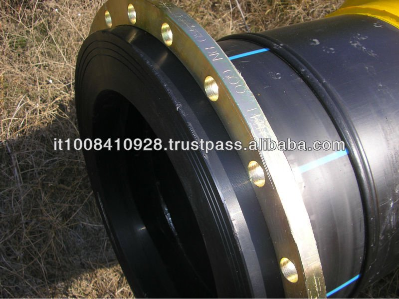 Steel Flange for HDPE Pipe for Dredging