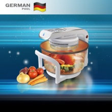 Customized Compact 12Litre 1300W Easy Button Control High Penetration Kitchen appliance portable Nuwave Electric Oven
