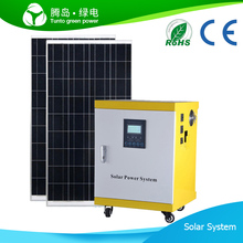 1KW off grid solar power system for TV,computer,frigde,led light,wash machine,microwave,mobile phone