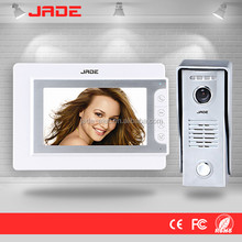 JADE door bell with camera intercom system door lock for safe