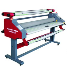 Chinese 1600 single sided cold and heat laminator ADL-1600C5+