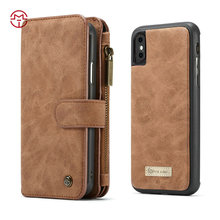 mobile phone accessories, Wallets Credit Card Holder Cell Phone Case for iPhone X 8 7 7 Plus