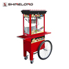 Hot Sale Luxurious Electric Popcorn Machine With Cart