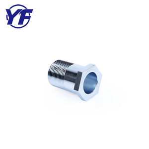 Galvanized Steel Hex Nut And Bolt Used in Sewing Machine Parts and Auto Parts Making machine