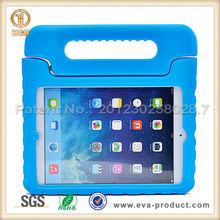 Kids friendly eva foam handle stand shockproof case cover for ipad mini 1 2 3 4