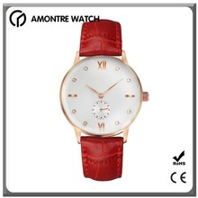 Waterproof Watches for Ladies with Crystal