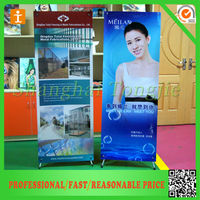 Portable Event outdoor exhibit X Banner Stand Types