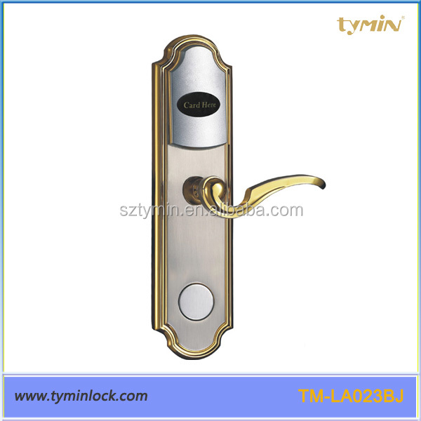New Arrival hot selling smart card Iron Gate Lock