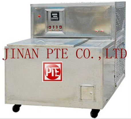 WDC-80TD Low temperature Test Chamber for DWTT Impact Specimen