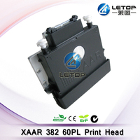 wit color ultra solvent printer inkjet printer xaar proton xaar 382 head(xaar proton head 382 50pl)