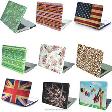 "colorful print hard case for macbook air 11.6"" 13"" plastic case for macbook pro 13"" 15 """