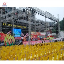 Hot Sell Aluminum Spigot Truss Stage Trusses System Outdoor Lighting Truss