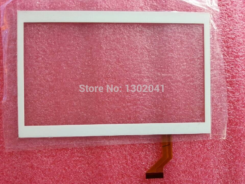 "Original new 7"" inch capacitive screens handwritten screen touch screen PANEL skd13036-fpc-v0 jqfp07028a"