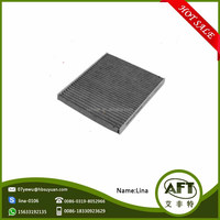 High quality automotive air conditioner filter 87139-YZZ09