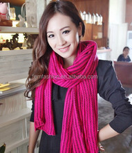 New Arrival Fashion Simple Style Colorful Stripe Print Scarf/Shawl