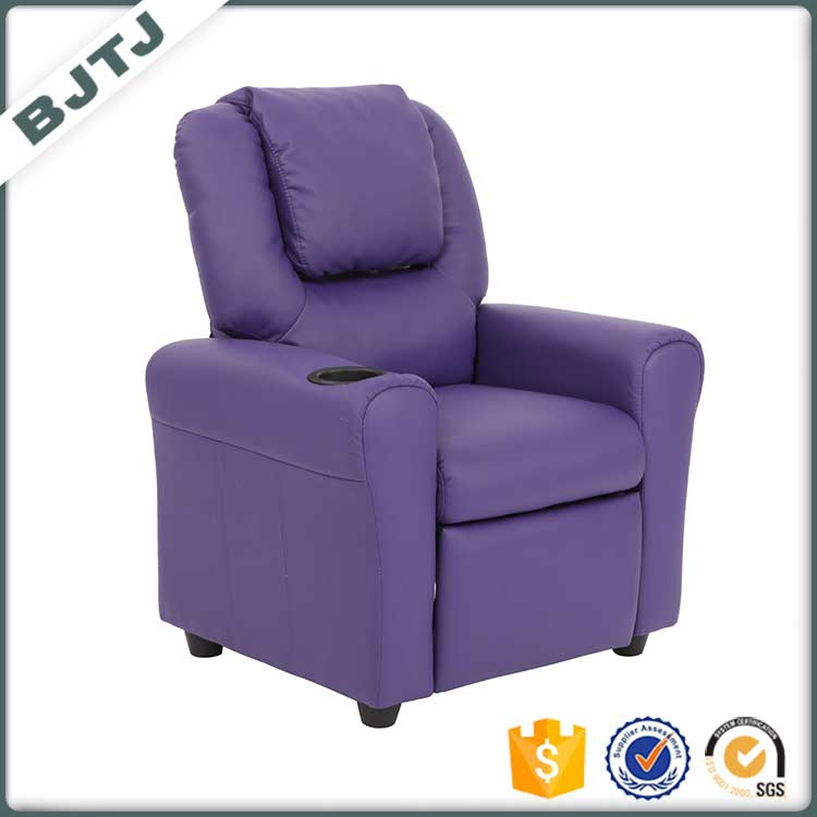 BJTJ Cheap kids chairs adjustable back children designs of single seater sofa 70217
