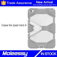 top grade and beautiful for ipad mini 4 eva case