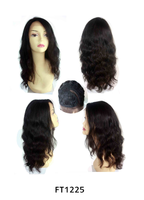 Popular sale lace front wig,cheap indian women hair wig