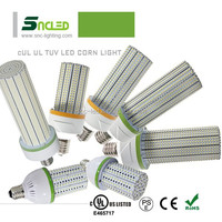 cUL TUV approved ip40 led corn lamp 277v led replacement 500w halogen