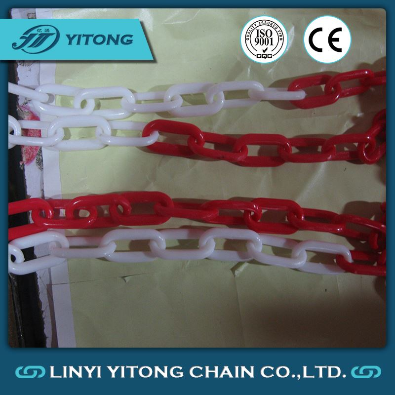 Eco-Friendly Exporter Cheap Flexible Plastic Coated Steel Link Chain