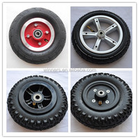 8 inch small scooter rubber wheel 200mm