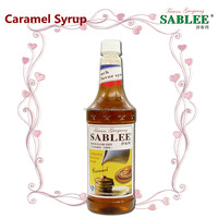 Caramel Sugar Syrup 900ml S201