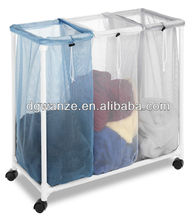 modern mesh laundry sorters and hampers