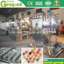 stainless steel Automatic Ball lollipop twist wrapping machine