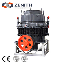 High capacity cone crusher for limestone mining for sale