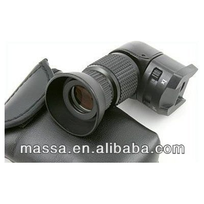 Professional 1X-2.5X Right Angle Viewfinder for Canon EOS&Nikon&Olympus &for Sony & Pentax Digital SLR Cameras