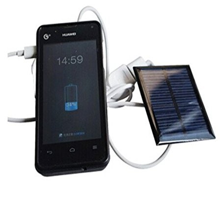 Monocrystalline Silicon Epoxy Solar Panels Module kits Mini Solar Cells For Charging Cellphone