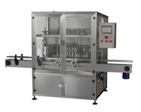 Automatic Engine Oil Filling Machine, Hot Sauce Filling Line