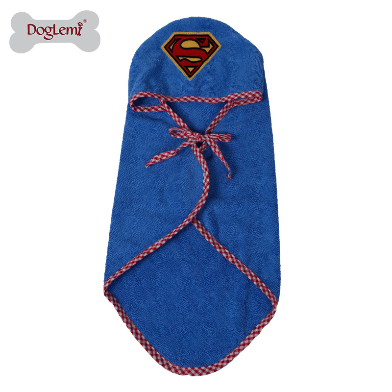 Microfiber Super Absorbent Drying Pet Bath Towel