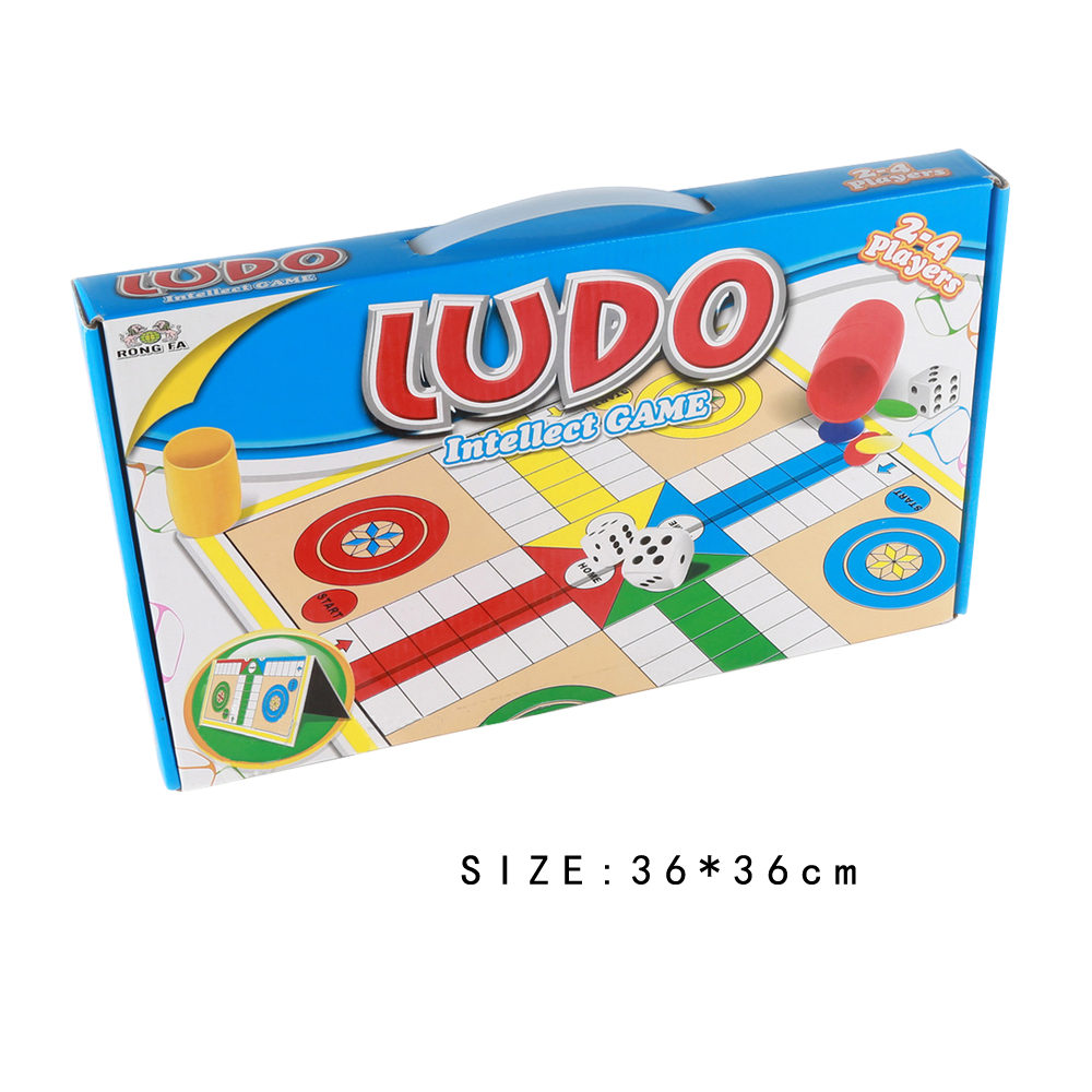 Ourdoor Kid Chess Educational Ludo Game/Snake Game For Ludo Game