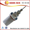 Aluminum Conductor Steel Reinforced bare conductor 32.85mm2 54/3.65+19/2.19mm2 Finch ASTM ACSR