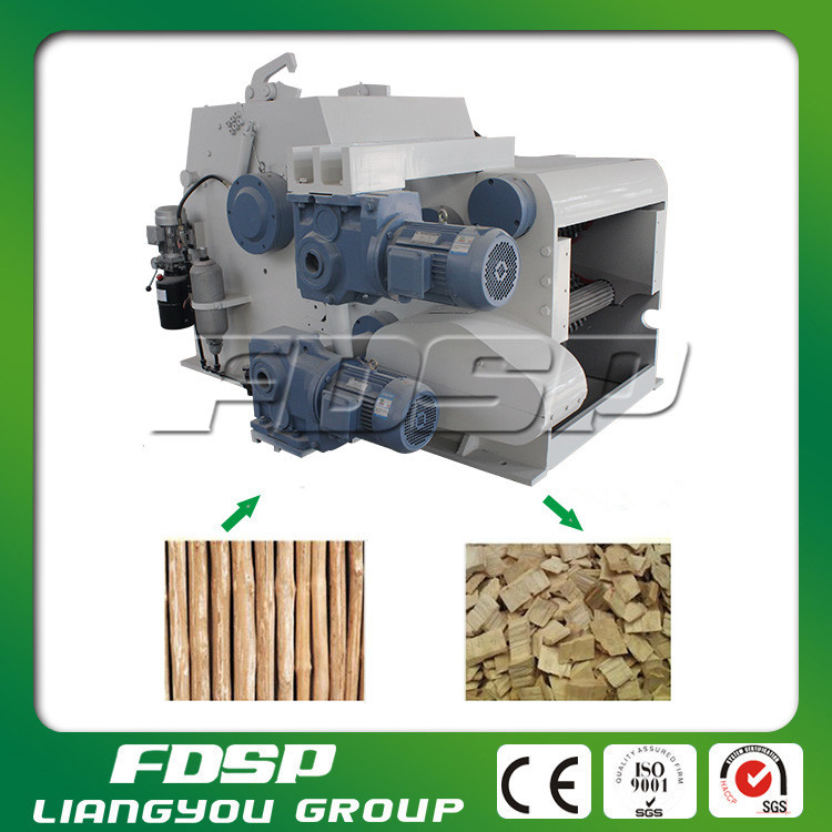 Manufacturer factory direct wood chipper shredder/wood chipping machine