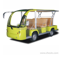 8 seats electric sightseeing vehicle EG6088K